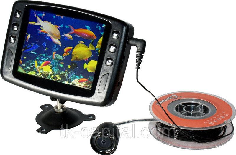 камера для рыбалки fishcam 501 с ик-подсветкой
